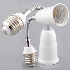 Smart 18cm E27 To E27 Flexible Extend Holder Adapter Light Bulb Socket Base