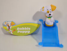 """2012 Puppy 2.5"""" Fisher-Price Action Figure Bubble Guppies Nickelodeon Nick Jr"""