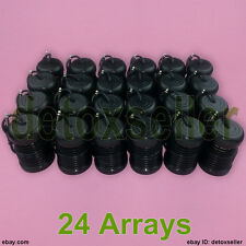New 24 Array Arrays For Ionic Ion Detox Foot Bath Spa Aqua Cell Cleanse Machine