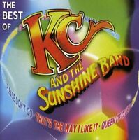 KC and The Sunshine Band - The Best Of [CD]