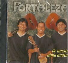 Fortaleza De Nuestra Alma Andina Latin Music CD New