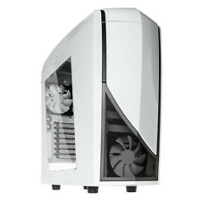 NZXT Phantom 240 Mid Tower ATX PC Gaming Case White USB 3 with 2 X 120mm Fans