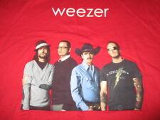 """2008 Weezer """"Troublemaker"""" Concert Tour (Xl) T-Shirt"""