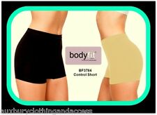 Bodyfit Tum Bum and Waist Control Shorts Nude/skin Extra Large