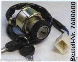 KAWASAKI Z 650 B - Contacteur à clé neiman - 7680600