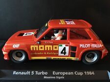 88188 fly Car Model/renault 5 turbo/Europ. Cup 1984/nuevo & embalaje original/sin usar
