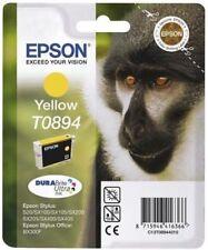 Cartouches d'encre jaune pour imprimante Epson