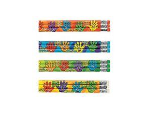 SALE - 24 High Five Teachers Motivational Pencils for Kids