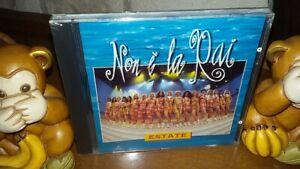 """CD  Le Ragazze Di """"Non È La Rai"""" – """"Non È La Rai – Estate"""" SIGILLATO AMBRA 1994"""