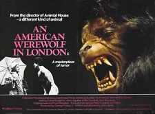 American loup-garou de Londres Poster 04 A4 10x8 photo print