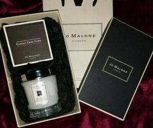 JO MALONE RED ROSES CANDLE - SEALED - BOXED WITH RIBBON - GIFT BAG