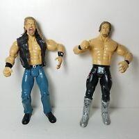 Lot of 2 Edge WWE Wrestling Action Figures Jakks 2003 Edge Rated R Superstar