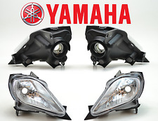 NEW! OEM Genuine Yamaha Headlights Pair , Raptor 700, 250, 350, YFZ450