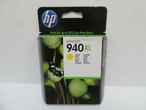 HP 940XL  Yellow Inkjet Cartridge BBE 4.21