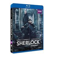 Sherlock Stagione Quarta, 4 (2 Blu-Ray, nuovo, italiano)