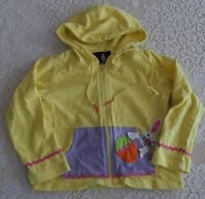 Michael Simon 4T Girls Easter Bunny light hooded jacket PLAY boutique
