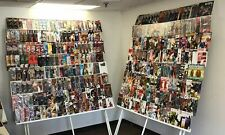 1 Long Box Dc Vertigo Marvel Max Indy Dc Marvel Indy 350 Lot 3 Comic Book Comics