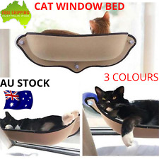 Cat Window Mounted Portable Hammock Bed Soft Resting Perch Heavy Duty Pet Seat