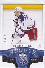 MICHAEL DEL ZOTTO 2009-10 BE A PLAYER ROOKIE RC #94/99 #223 FLYERS !