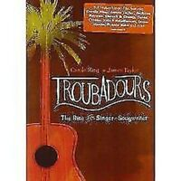James Taylor Carole King Troubadours: The Rise Of Singer-Songwriter Nuevo DVD