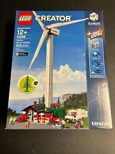 New Sealed LEGO Creator 10268 Vestas Wind Turbine