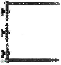 Winkelband Winkelbänder Türbänder Türband 800 x 300 x 50 mit Kloben 16 mm