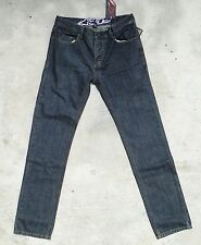 Alpinestars Racing The Killer Color 7076 Indigo Rinse Jeans Mens Size Bottom 32