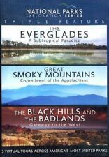 National Parks Exploration Series Triple Feature (DVD) DISC & ARTWORK ONLY
