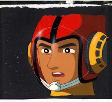 Star Blazers Yamato Anime Production Cel Ryusuke Domon Space Battleship 1980