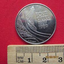 Frankreich - France 5 Francs 1989 - Tour Eiffel 1889 - 1989 - VIII