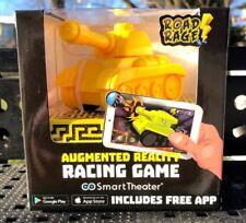 Road Rage Augmented Reality Tank Racing Game - Goggle Play & iTunes ~  NIB