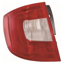 For Skoda Superb Mk2 Estate 1/2010-2013 Rear Back Tail Light Lamp Left Side NS