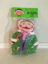 Child's Play The Old Lady Who Swallowed a Fly Doll