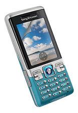 LCD Displayschutzfolie für Sony Ericsson C702 C702i UK