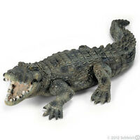 NEW SCHLEICH 14378 Crocodile - RETIRED