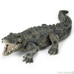 NEW SCHLEICH 14378 Crocodile - RETIRED