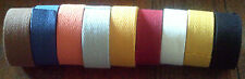 NOS 2 Rolls Black Tressorex Cloth Handle Bar Tape