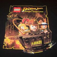 LEGO INDIANA JONES The Original Adventures T-Shirt XL