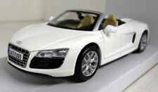 Maisto 1/24 Scale 31204 Audi R8 Spyder White Diecast model car