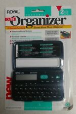 Royal Personal Organizer 2 KB Memory DM75 10 Special Functions QWERTY