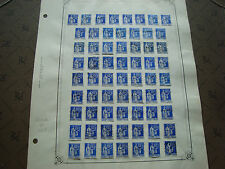 FRANCE - timbre yvert  et tellier n° 365 x64 obl (br1) stamp french