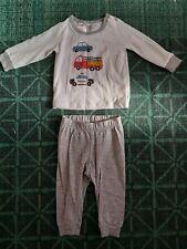 Baby Boy H&M Pyjamas Truck 3-6 Months Brand New
