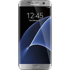 NEW IN BOX Samsung Galaxy S7 edge SM-G935A - 32GB -Silver Titanium(AT&T)UNLOCKED