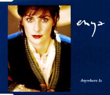 ENYA ANYWHERE IS 3 TRACK CD SINGLE