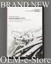 2005 to 2009 Audi A8 S8 RS8 A6 S6 Q7 Quattro Avant Navigation DVD Map 2011Update