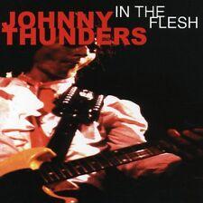Johnny Thunders - In the Flesh [New CD]