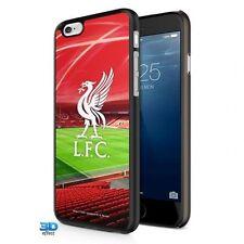Ufficiale Liverpool FC CALCIO 3D COVER RIGIDA CASE per iPhone 7
