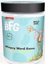 The BFG Whopsy Word Game Roald Dahl Childrens Educational Game
