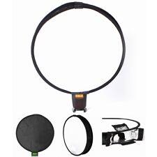 Universal Portable 40cm Flash Speedlite Diffuser Softbox For Nikon Canon Camera