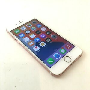 Apple iPhone 6S A1688 16GB Rose Gold Unlocked Smartphone